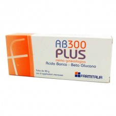 AB 300 PLUS CREMA GINECOLOGICA C/6 APPLICATORI