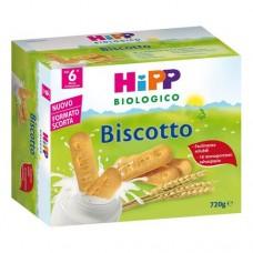 HIPP BIO BISCOTTO 720G