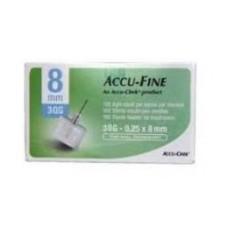 AGO ACCU-FINE G30 8MM 100PZ