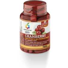 COLOURS OF LIFE CRANBERRY 60 COMPRESSE