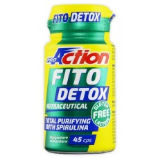 PROACTION FITO DETOX 45 CAPSULE