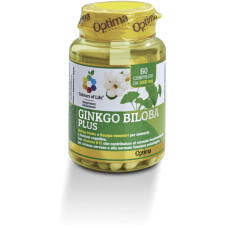 COLOURS OF LIFE GINKGO BILOBA PLUS 60 COMPRESSE