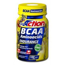 PROACTION BCAA AMINOACID 130 COMPRESSE