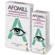 AFOMILL ANTIARROSSAMENTO 10 FIALE 0,5ML