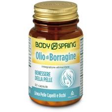 BODY SPRING OLIO DI BORRAGINE