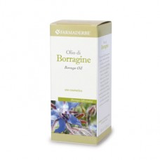 FARMADERBE OLIO BORRAGINE 100M