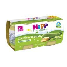 HIPP BIO OMOGENEIZZATO ZUCCHINE/PATATE 2X80