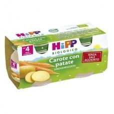 HIPP BIO OMOGENEIZZATO CAROTE/PATATE 2X80G