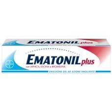 EMATONIL PLUS EMULSIONE GEL 50ML