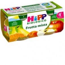 HIPP BIO OMOGENEIZZATO FRUTTA MISTA 2X80G