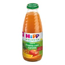 HIPP SUCCO FRUTTA CAROTE 500ML