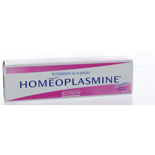 HOMEOPLASMINE POMATA 40G