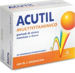 ACUTIL MULTIVITAMINICO