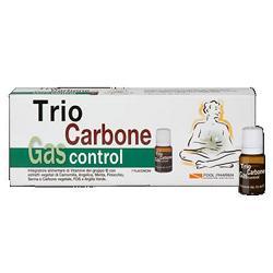 TRIOCARBONE GAS CONTROL 7FL 10