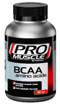 PROMUSCLE BCAA 90CPR